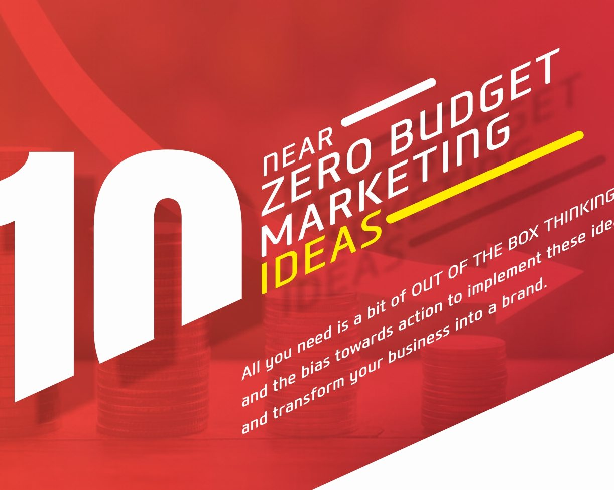 10 Zero budget marketing ideas